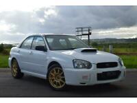 Subaru Impreza 2.0 STi Spec C Unregistered Delivery Miles