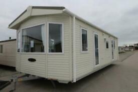 Pemberton Avon 28x12 2 bed 2010 6 berth used static caravan for sale offsite