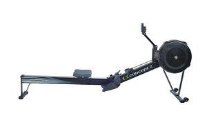 Concept2 Model D Indoor Rowing Machine with PM5, Black