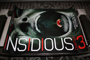 Insidious Chapter 3 movie poster