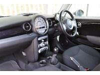 2008 MINI Hatch 1.6 One 3dr Petrol silver Manual