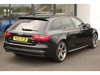 2012 Audi A4 Avant 2.0 TDI Black Edition Multitronic 5dr