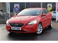 2017 VOLVO V40 Volvo V40 D2 [120] Inscription 5dr [Winter Pack]
