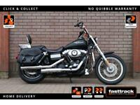 HARLEY DAVIDSON DYNA FXDB STREET BOB 2007 07 - ONLY 2 OWNERS