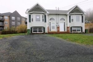 Semi in a very convenient family area of Lower Sackville