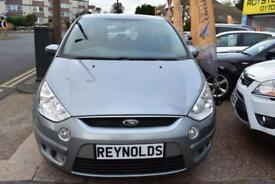 GOOD CREDIT CAR FINANCE AVAILABLE 2009 09 FORD S-MAX 2.0TDCi 140ps ZETEC