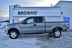 2013 Ford F-150 XLT SuperCab - W/Factory Remote Start
