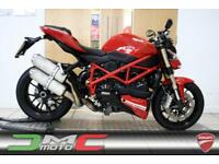 2013 Ducati Streetfighter 848 Red 6,545 Miles | £149.59 Deposit & £149.59 pcm