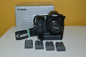 Canon EOS 10D, lens and accessories