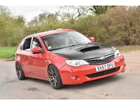 Subaru Impreza R 1.5 Cheap insurance first car!