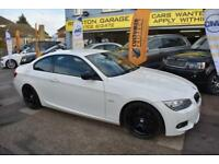 2012 62 BMW 320d M SPORT COUPE SAT NAV GOOD AND BAD CREDIT CAR FINANCE AVAILABLE