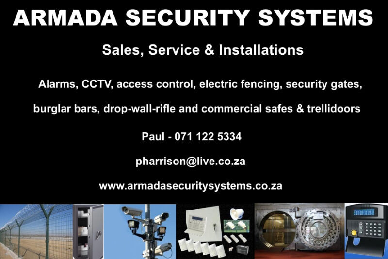 Security for life and possessions!