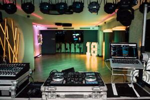 DJ/ Animateur Bilingue (400$ la soirée)