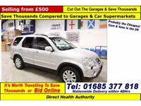 2006 - 06 - HONDA CR-V 2.2 I-CDTI SPORT RAPID RESPONSE VEHICLE 4X4 (GUIDE PRICE)