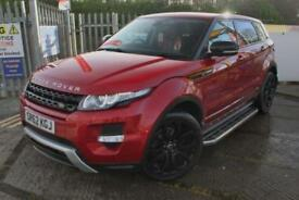 Land Rover Range Rover Evoque SD4 DYNAMIC LUX 4x4 Diesel Estate