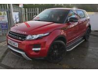 Land Rover Range Rover Evoque SD4 DYNAMIC LUX 4x4 Diesel Estate