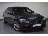2014 BMW 7 Series 3.0 740i ActiveHybrid M Sport (s/s) 4dr