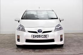 2009 Toyota Prius T4 VVT-I PETROL/ELECTRIC white CVT