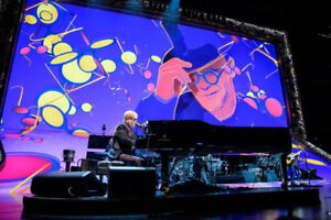 REDUCED! Elton John, Rogers Arena, Vancouver, BC