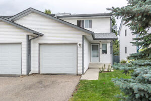 Modern/Freshly Painted 2-Storey Condo with Attached Garage