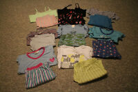 Lot of Women's PJ sets size xlarge for sale