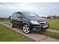 2007 57 Vauxhall Zafira 1.9CDTi Diesel 120ps SRi £87 A Month £0 Deposit