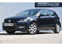 2012 Volkswagen Polo 1.4 Match 5dr