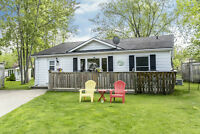 Perfect Lakeside Location - 843 Kennedy Rd Innisfil ON