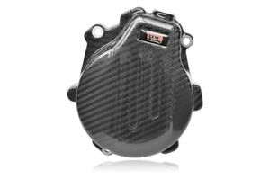 Tekmo racing  carbon-kevlar ignition cover KTM sxf/exc-f 450-500