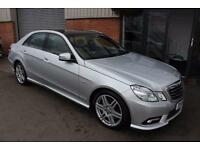Mercedes E350 CDI BLUEEFFICIENCY SPORT-1 PRIVATE OWNER-PAN ROOF