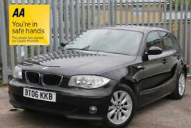 BMW 118 2.0 auto 2006 i SE bargain priced car must be seen