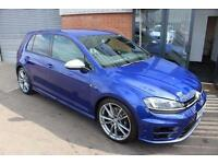 "VW Golf R DSG SAT NAV & UPGRADE 19"" ALLOYS"