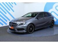 2015 Mercedes-Benz A Class 1.6 A200 AMG Night Edition 5dr