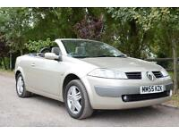 Renault Megane 1.6 VVT ( 111bhp ) Coupe Privilege Convertible