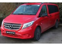 2017/17 plate Mercedes-Benz Vito 119 Tourer Bluetech