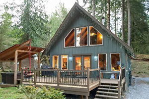 Mt. Baker Lodging - Cabin #99 - HOT TUB, BBQ,WIFI,PETS OK, SLP-6