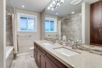 Best Price and Top Quality Bathroom Renovations!