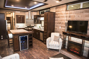 Direct Waterfront Cottage Park Models - Brand New 2017 Models