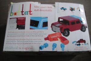 "Battat Vroom!Transport Toy Take-Apart Truck Measures 11.25"" x 5"""