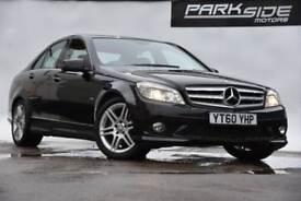 2010 Mercedes-Benz C Class 1.8 C250 BlueEFFICIENCY Sport 4dr