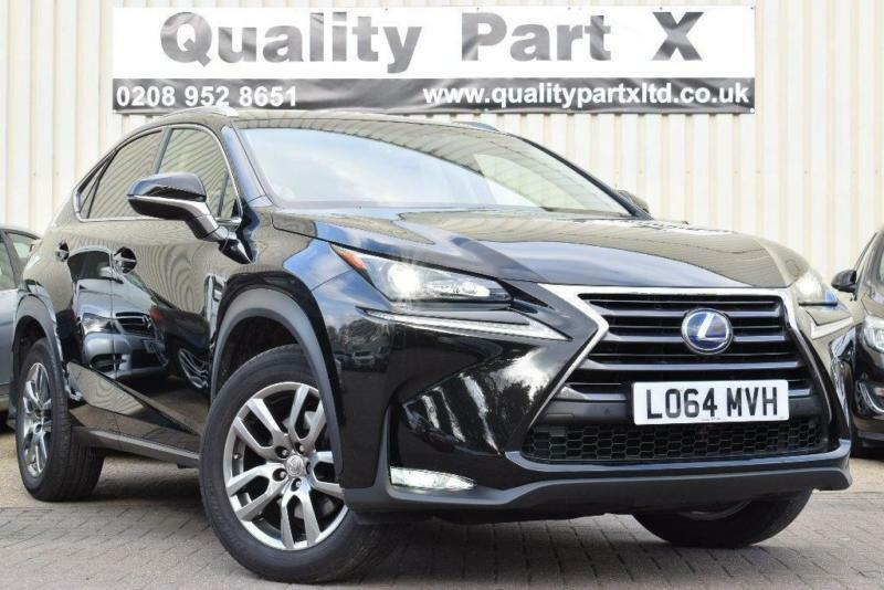 2015 lexus nx 300h 2 5 luxury convenience pack e cvt 4wd 5dr nav in stanmore london gumtree