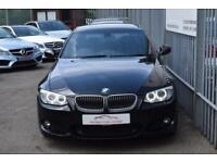 2012 BMW 3 Series 320 Coupe 2.0d 184 SS Sport Plus Edition 6 Diesel black Manual