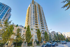 Corner View Sub Penthouse at The Eden in Yaletown (*New Listing)