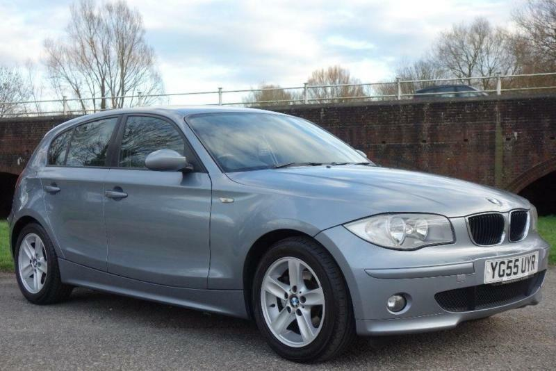 2005 bmw 1 series 2 0 120d se 5dr in christchurch dorset gumtree. Black Bedroom Furniture Sets. Home Design Ideas
