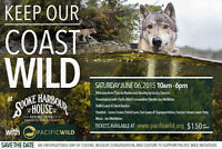 'Keep our Coast Wild'  Smposium with Pacific Wild and guests