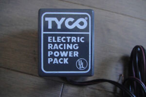 Track, TYCO Vintage ELECTRIC RACING POWER PACK