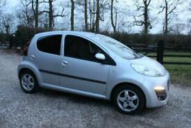 image for 2013 Peugeot 107 1.0 Allure 5dr HATCHBACK Petrol Manual