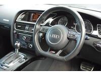 2012 Audi S5 3.0 TFSI Black Edition S Tronic Quattro 3dr