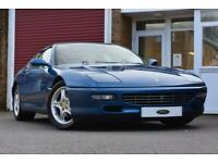 1995 Ferrari 456 GTA MANUAL Auto Coupe Petrol Automatic