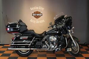 2011 Harley-Davidson FL-Ultra Classic Electra Glide